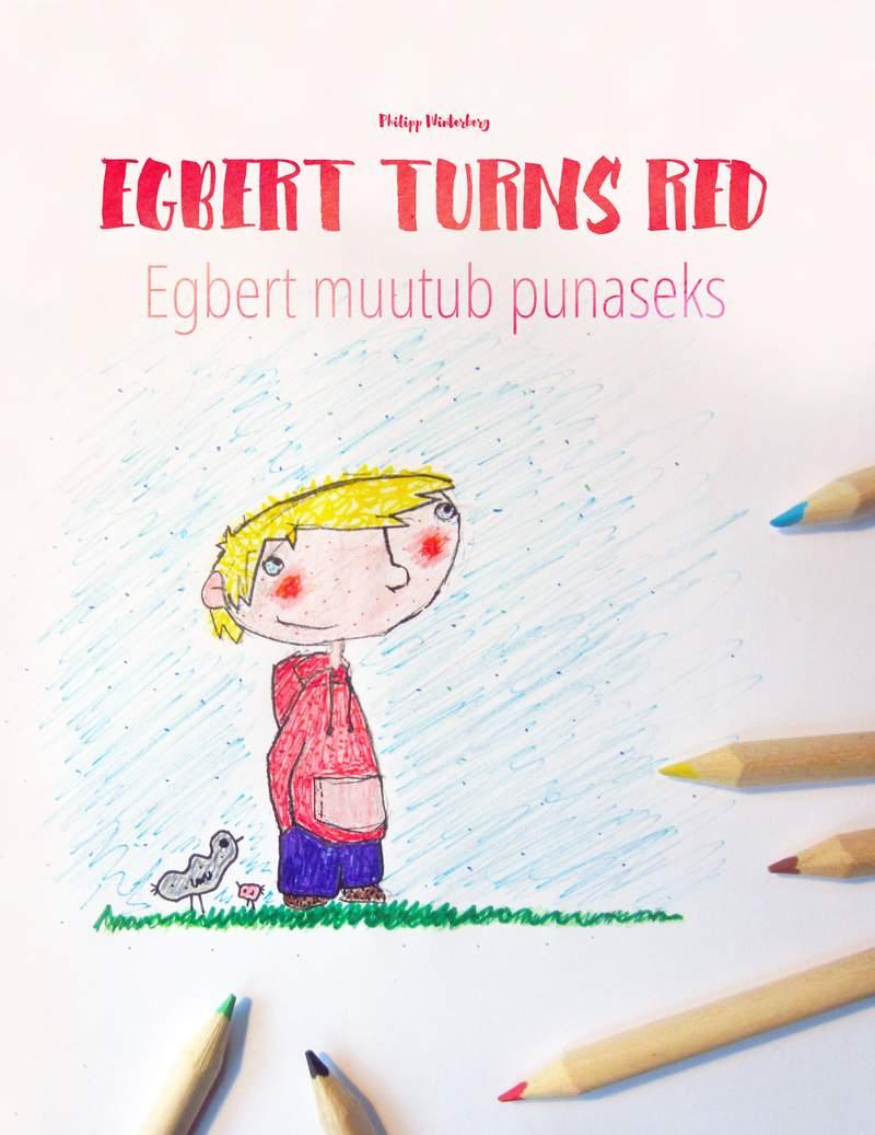 Egbert muutub punaseks