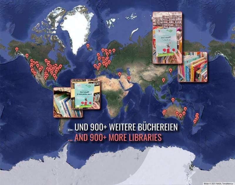 给地球上每个国家的世界儿童书籍